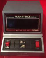Alien Attack the  Handheld Electronic Game