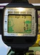 Watchman Kurohige the  Watch (Electronic Game)