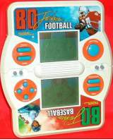 Bo Jackson Football & Baseball the  Handheld Electronic Game