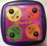 Copycat Jr. the Handheld Electronic Game