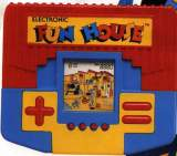 Fun House [Model 7-712] the Handheld Electronic Game