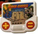Heavy Barrel [Model 7-782] the  Handheld Electronic Game