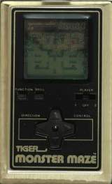 Monster Maze [Model 7-800] the Electronic game (Handheld)