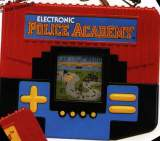 Police Academy [Model 7-711] the  Handheld Electronic Game