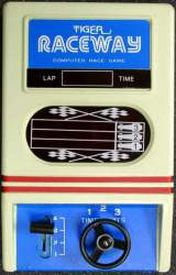 Raceway [Model 7-450] the  Handheld Electronic Game