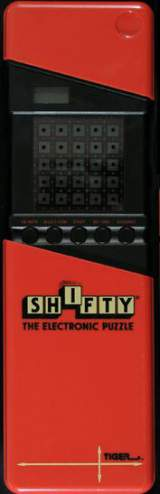 Shifty [Model 7-525] the  Handheld Electronic Game