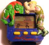 Street Fighter II the  Watch (Electronic Game)