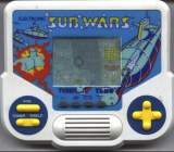 Sub Wars [Model 7-754] the  Handheld Electronic Game