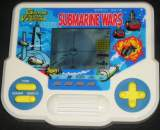 Submarine Wars [Model 903-0006] the  Handheld Electronic Game