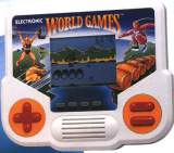 World Games [Model 7-791] the  Handheld Electronic Game