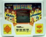 Wrestling the  Handheld Electronic Game