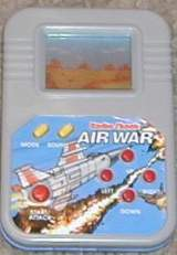Air War [Model 60-2467] the  Handheld Electronic Game