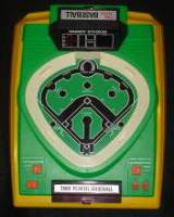 Deluxe Electronic 2-Player Baseball [Model 60-2164] the Electronic Game (Handheld)