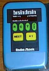 Braindrain [Model 60-2138] the  Handheld Electronic Game