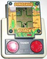 Dinosaur Attack [Model 60-2240] the Handheld Electronic Game