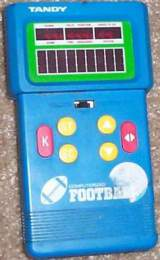 Computarized Football the  Handheld Electronic Game