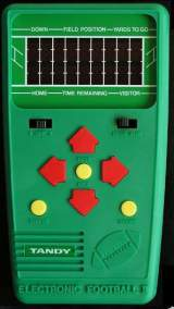 Electronic Football II [Model 60-2169] the Handheld Electronic Game