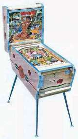 Happy Papeete the  Pinball