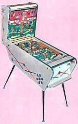 Hockey Girl the  Pinball