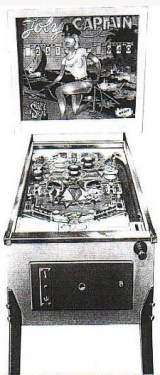 Joly Captain the  Pinball