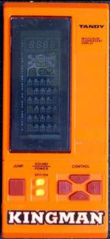 King Man [Model 60-2184] the Electronic Game (Handheld)