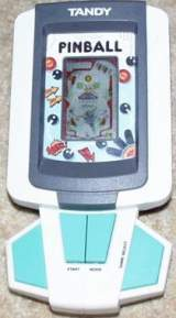 Pinball [Model 60-2473] the Handheld Electronic Game