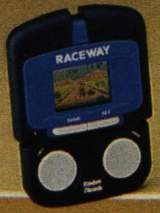 Raceway [Model 60-2237] the Handheld Electronic Game