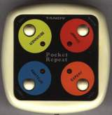 Pocket Repeat [Model 60-2152] the  Handheld Electronic Game