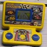 Sonic Speedway [Model 60-2461] the  Handheld Electronic Game