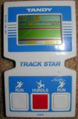 Track Star [Model 60-2191] the  Handheld Electronic Game