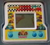 Turbo Raceway [Model 60-2242] the  Handheld Electronic Game