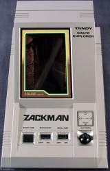 Zackman [Model 60-2185] the  Tabletop Electronic Game