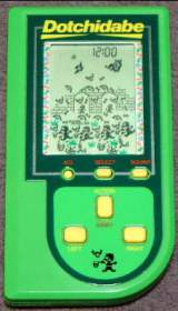 Dotchidabe [Model 009-60001090] the Electronic Game (Handheld)