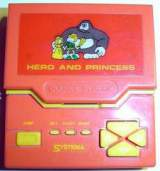 Hero and Princess the  Handheld Electronic Game