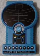 Hit Scramble the  Handheld Electronic Game