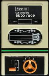 Electronic Auto Race [Model 65452] the  Handheld Electronic Game