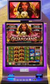 Sacred Guardian - Golden Griffen the Slot Machine