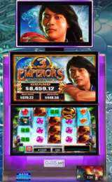 3 Emperors - Emperor Yu the  Slot Machine