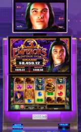 3 Emperors - Emperor Yao the  Slot Machine