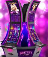 Britney Spears the  Slot Machine