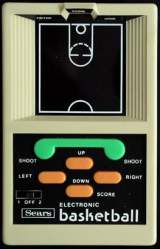 Electronic Basketball [Model 49-65453] the  Handheld Electronic Game
