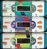 Doraemon - Omoshiro Sankaku Time Machine [Model 0309005] the Electronic Game (Handheld)
