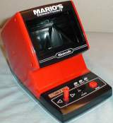 Mario's Cement Factory [Model CM-72] the  Tabletop Electronic Game