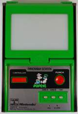Popeye [Model PG-92] the  Handheld Electronic Game