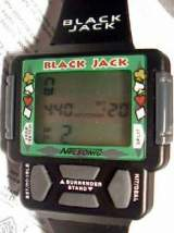 Black Jack the  Watch (Electronic Game)