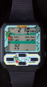 Frogger [Model 4-45561] the Watch (Electronic Game)