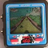 Race Car the  Watch (Electronic Game)
