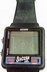Soccer the  Watch (Electronic Game)