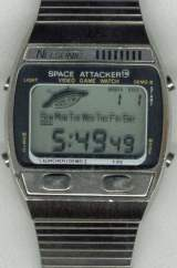 Space Attacker the Watch (Electronic Game)