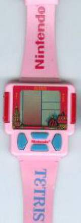 Tetris [Model 4-41195] the Electronic Game (Watch)